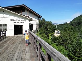 リフト 東 館山 ゴンドラ